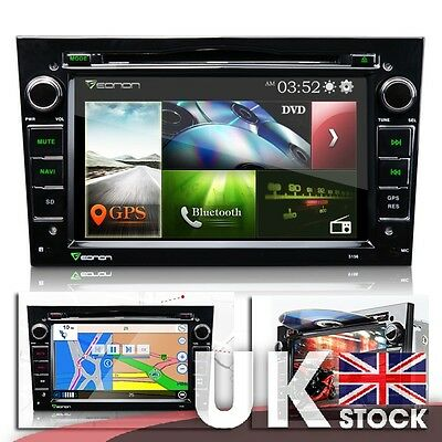 """7"""" Touch Screen Car DVD Player GPS (without Map) for Opel /Vauxhall /Holden"""
