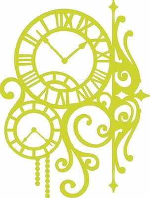 Kaisercraft Decorative Die - Vintage Clocks - for use in most cutting systems