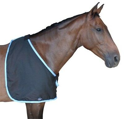 CARIBU  Premium Horse Bib /Shoulder Guard. Dual Layered Extra Strength (5 Sizes)