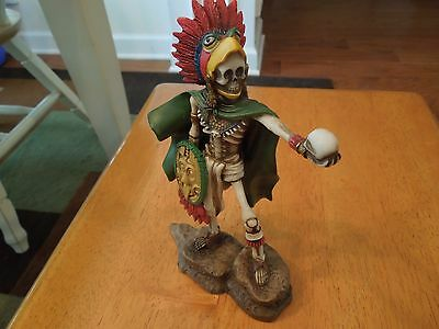 Skull Warrior Collectible Figure - Summit Collection