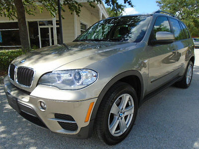 2012 BMW X5 AWD Premium Package w/ Navigation & Moonroof Navigation and Panoramic Roof