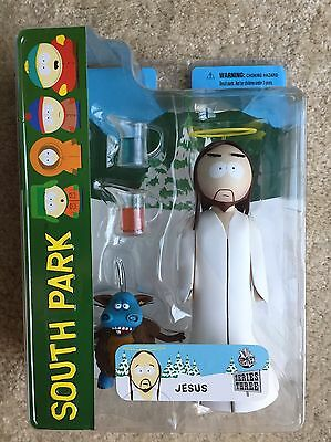 South Park JESUS Mezco Series 3 2007 Action Figure NIP
