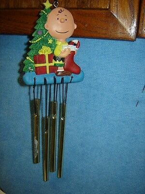 Charlie Brown Christmas Windchime