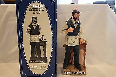 Alexander Graham Bell, McCormick, Empty Decanter