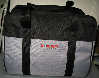 BERNINA 5 Series SET SEWING MACHINE & EMBROIDERY MODULE CARRYING CASE TOTE BAG