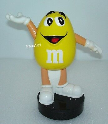 2008 M&M's Yellow Coin Bank