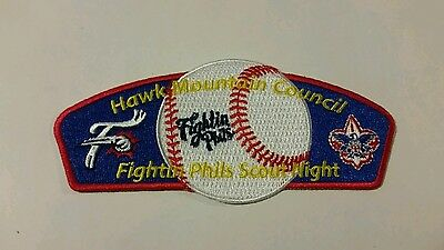 Hawk Mountain Council Fightin Phils CSP 2016