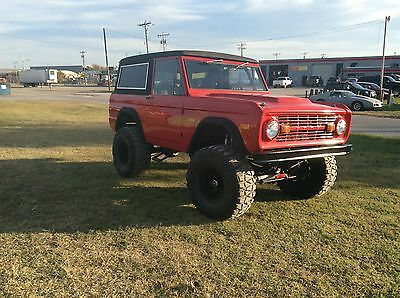 1974 Ford Bronco 2 Door 1974 Ford Bronco