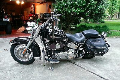 2007 Harley-Davidson Softail  *BEAUTY!*PRIVATE OWNER CHROMED OUT 2007 HARLEY DAVIDSON HERITAGE CLASSIC SOFTAIL