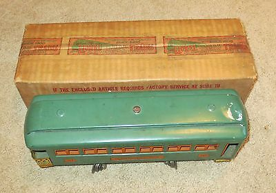 341 P,Green Observation Car 1928 - 1929 with box