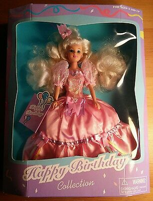 Happy birthday Barbie Doll