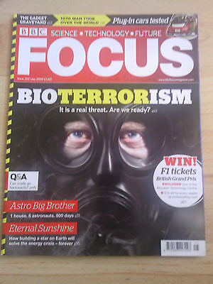 BBC Focus issue 202 May 2009