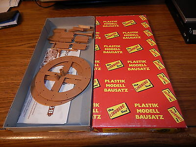 Lindberg Lgb #273 Mill Wheel Kit Complete In Box G Scale