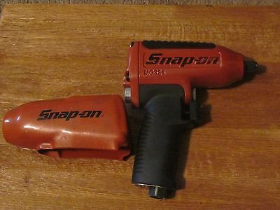 Snap On Mg325 3/8 Impact With Boot No Marks Anywhere