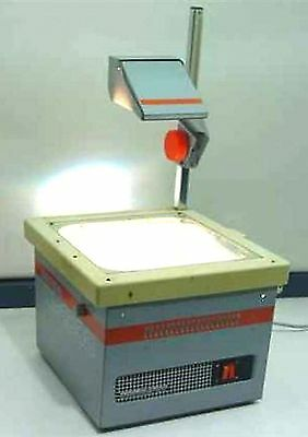 Apollo A1-1000 Overhead Projector With Good Lamp