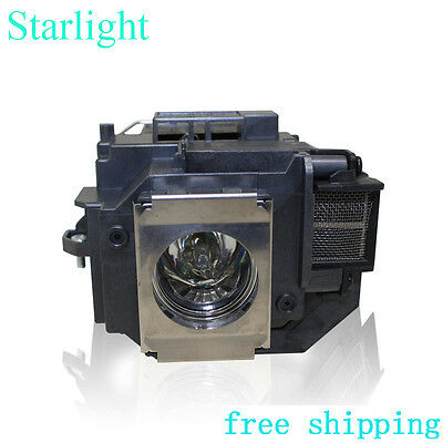 EB-X72 EB-X8 EB-X8E EB-W7 EB-W8 V13H010L54 ELPLP54 for Epson Projectior Lamp