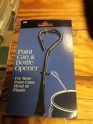 New Bottle Opener/ Paint Can Opener Tool New