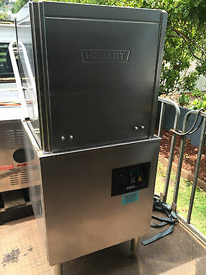 Hobart Dishwasher In Excellent Cond  High Performance