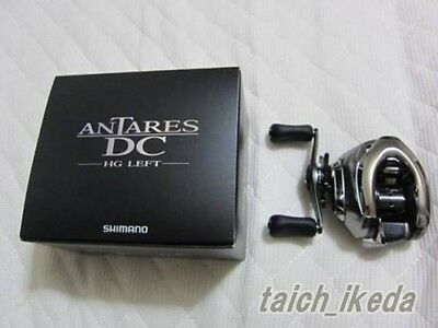 SHIMANO 16 ANTARES DC HG LEFT Handed Baitcasting Reel from JAPAN New EMS