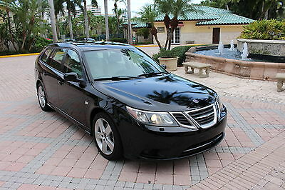 2008 Saab 9-3 2.0T Wagon 4-Door 2008 SAAB 93 WAGON, AUTOMATIC, 92K MILES, EXCELLENT CONDITION