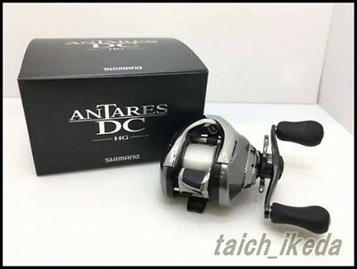 SHIMANO 16 ANTARES DC HG RIGHT Handed Baitcasting Reel from JAPAN New EMS