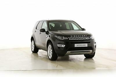2016 Land Rover Discovery Sport TD4 HSE LUXURY Diesel black Automatic