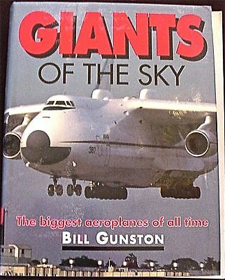 Giants Of The Sky:  Biggest Aeroplanes Of All Time