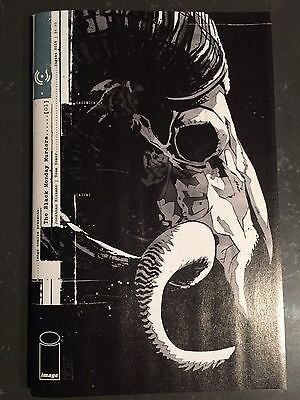 BLACK MONDAY MURDERS #1 Cover A NM 1st Print Sold Out Image 2016 HICKMAN