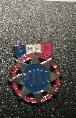 PIN'S ARMÉE MILITAIRE 76 police