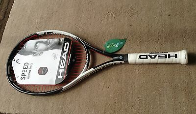 Brand New Head Graphene Touch Speed S Racket (size 4 3/8 -3)