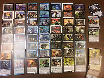 POISON-INFECTS Esper EDH/COMMANDER Whole Entire 100 Card Deck of MTG Cards. Rare