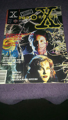 the x files issue 5 october 1995
