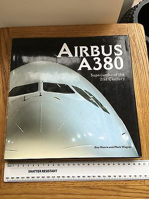 Airbus A380 Book Guy Norris & Mark Wagner