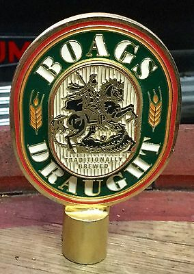 Boags Draught Beer Tap Top