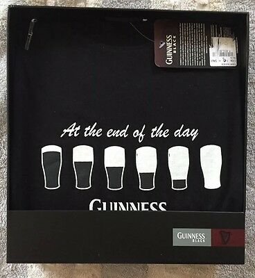 Classic Guiness Boxed Collectors T Shirt