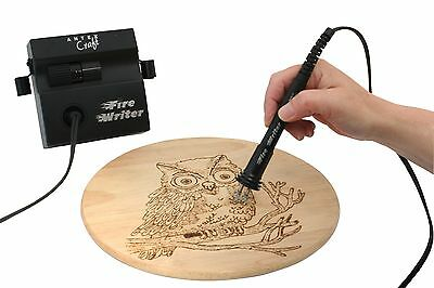 Fire Writer pyrography tool by Antex  (RXV8TJ00)