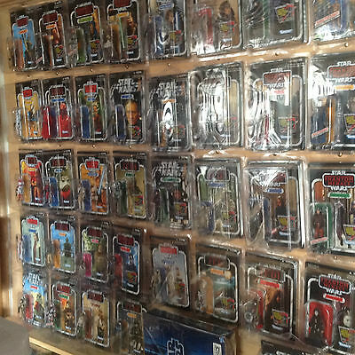 Star Wars The Vintage collection Complete collection
