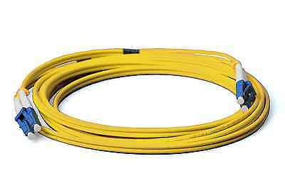 LWL LC-LC Patchkabel, Duplex, OS2, 9/125, 3mm, 2m