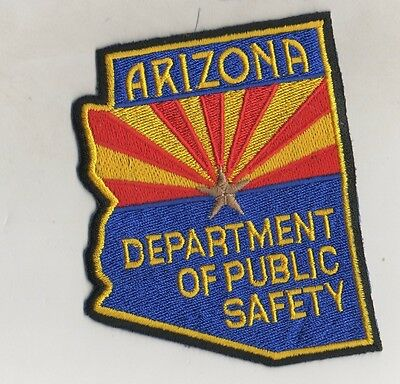 Arizona Department of Public Safety Patch trooper dps state police