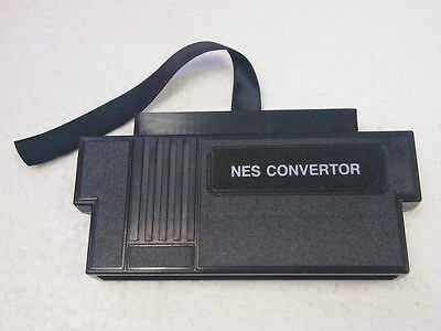 60 to 72 Pin Adapter Converter Play Famicom Game on NES System NTSC & PAL