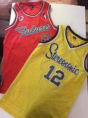 Festival Clothing , Stereosonic , Future Music Basketball Style Shirts Size S