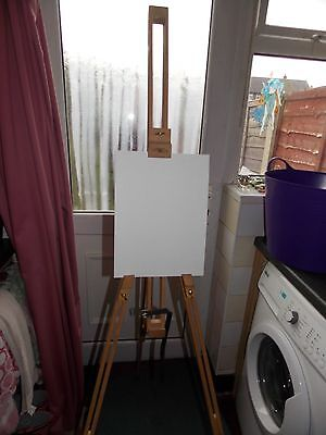 Winsor and Newton folding artist easel