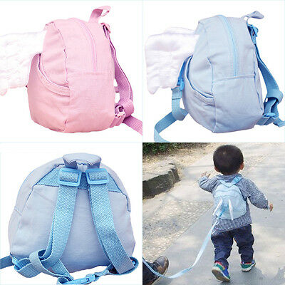 Baby Anti-Lost Cotton Backpack Walking Assisstant Bags Kids Safety School Bag