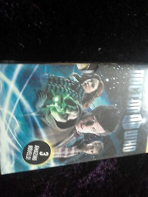 trio of doctor who novels