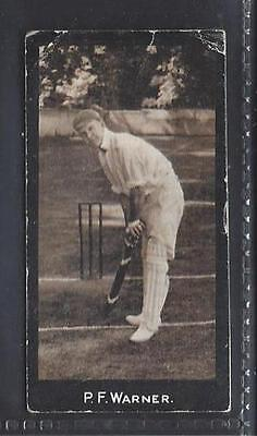 Smith - Cricketers (1-50) - #10 P F Warner