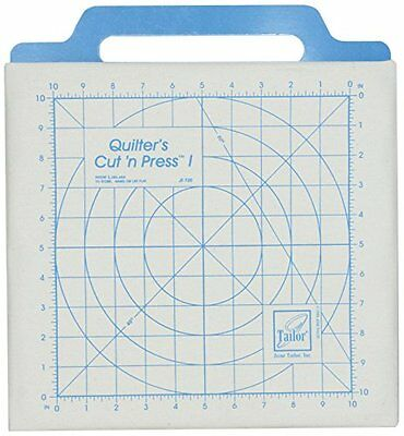 "June Tailor Quilter's Cut-n-Press I 11"" x 11"""