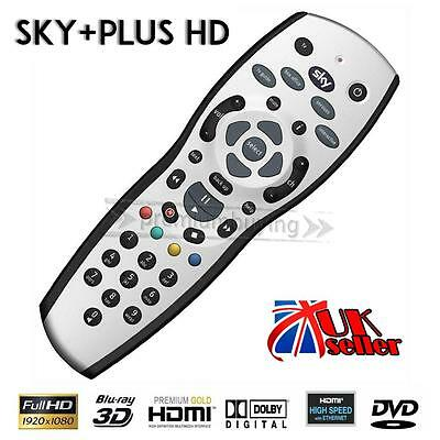 Sky + Plus Hd Rev 9 Remote Control Replacement Top High Quality New
