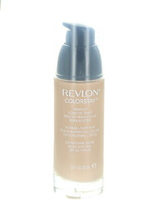Revlon ColorStay Foundation for Normal/ Dry Skin with Pump SPF20 30ml