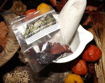 Dragons Blood Resin - pagan magic druid shaman witchcraft wicca incense smudge
