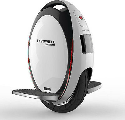 Fastwheel Self Balancing Electric Unicycle scooter hoverboard 264Wh battery